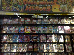 ドラゴンボールヒーローズスーパー6弾大量買取しました